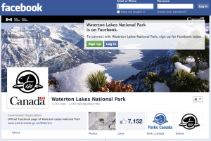 Facebook Waterton