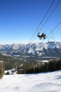 Nakiska Ski Resort, Kananaskis Country